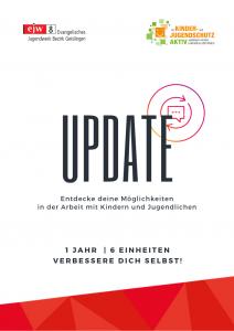 Update 2019/2020 @ Ev. Jugendwerk Bezirk Geislingen
